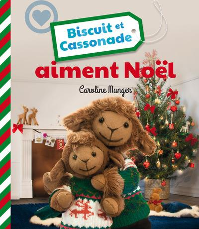 BISCUIT ET CASSONADE AIMENT NOEL