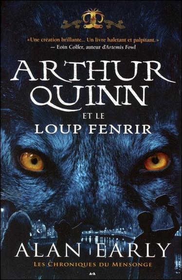 Arthur Quinn et le Loup de Fenris, Arthur Quinn et le Loup de Fenris