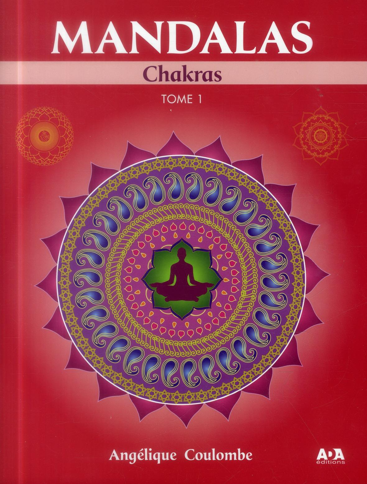 MANDALAS - CHAKRAS - T1