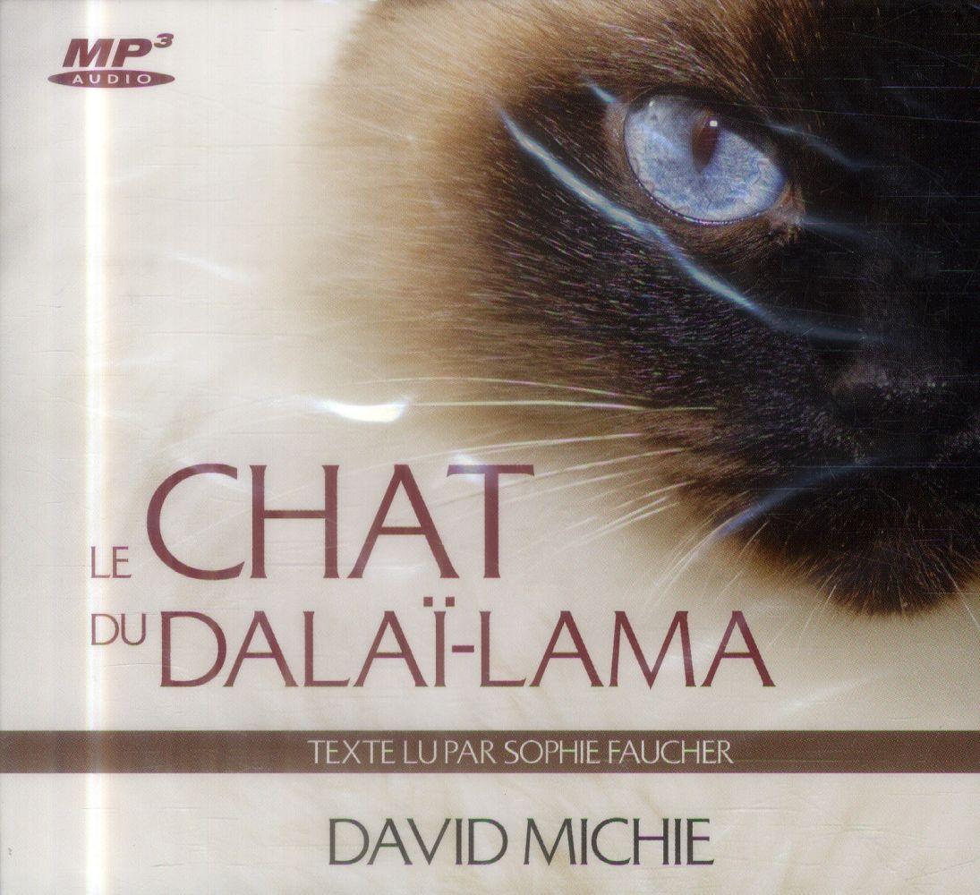 LE CHAT DU DALAI-LAMA - CD MP3
