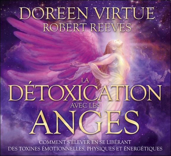 LA DETOXICATION AVEC LES ANGES - LIVRE AUDIO 2CD