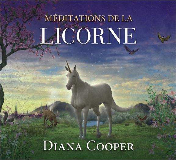 MEDITATIONS DE LA LICORNE - LIVRE AUDIO