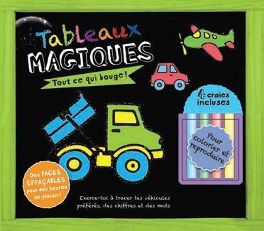 TOUT CE QUI BOUGE - TABLEAUX MAGIQUES