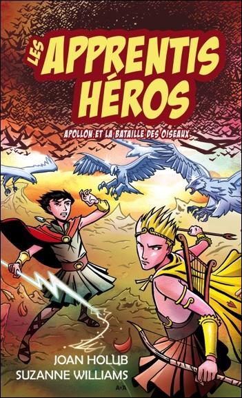 Les apprentis héros, Apollon et la bataille des oiseaux