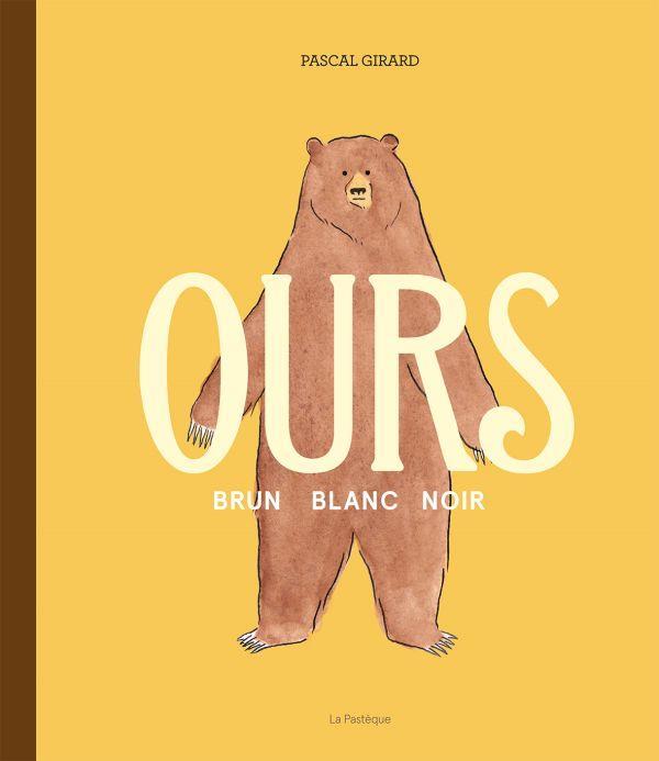 OURS - BRUN, BLANC, NOIR