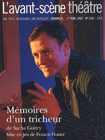 MEMOIRES D'UN TRICHEUR