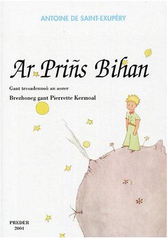 AR PRINS BIHAN (PETIT PRINCE EN BRETON)