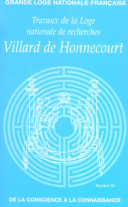 VILLARD DE HONNECOURT N  55 - DE LA CONSCIENCE A LA CONNAISSANCE