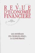 LES SYSTEMES DE CHANGES FIXES : LA ZONE FRANC - N  75