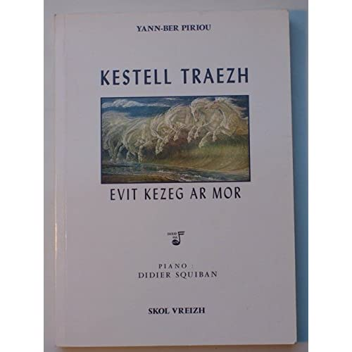 KESTELL TRAEZH EVIT KEZEG AR MOR AVEC CD