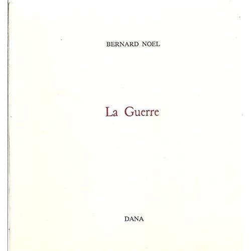 GUERRE (LA)