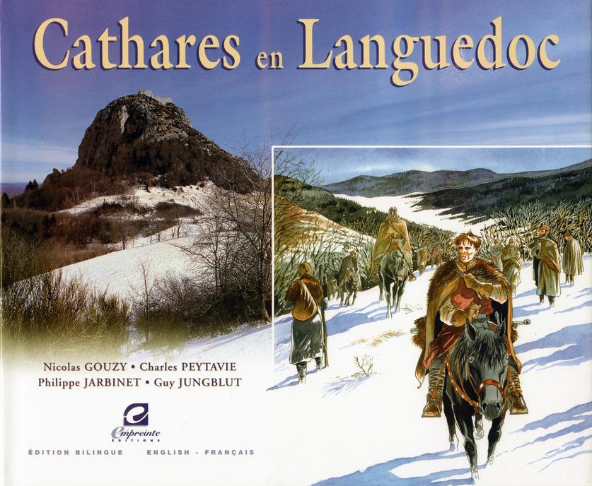 CATHARES EN LANGUEDOC  (ED BILINGUE)