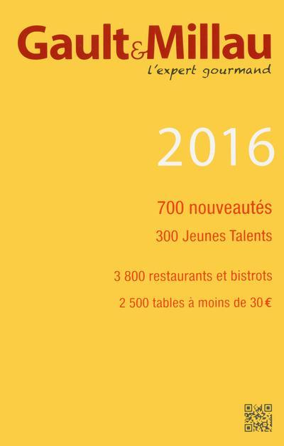 GUIDE FRANCE 2016