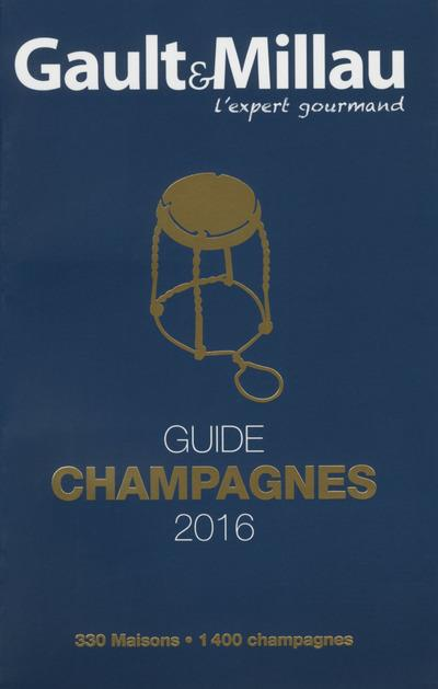 GUIDE CHAMPAGNES 2016