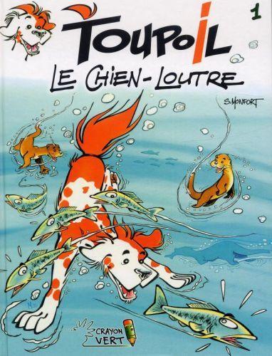 TOUPOIL T01 LE CHIEN-LOUTRE