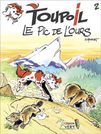 TOUPOIL T02 LE PIC DE L OURS