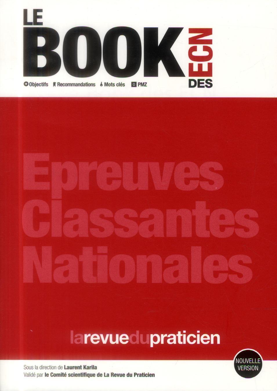 BOOK DES ECN (LE)
