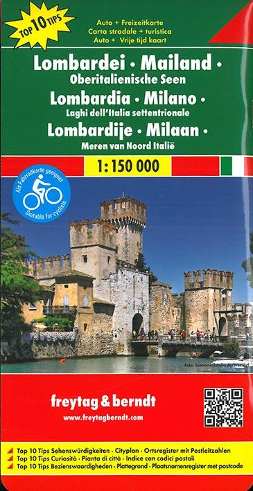 LOMBARDY MILAN LAKES IN NOTHERN ITALY
