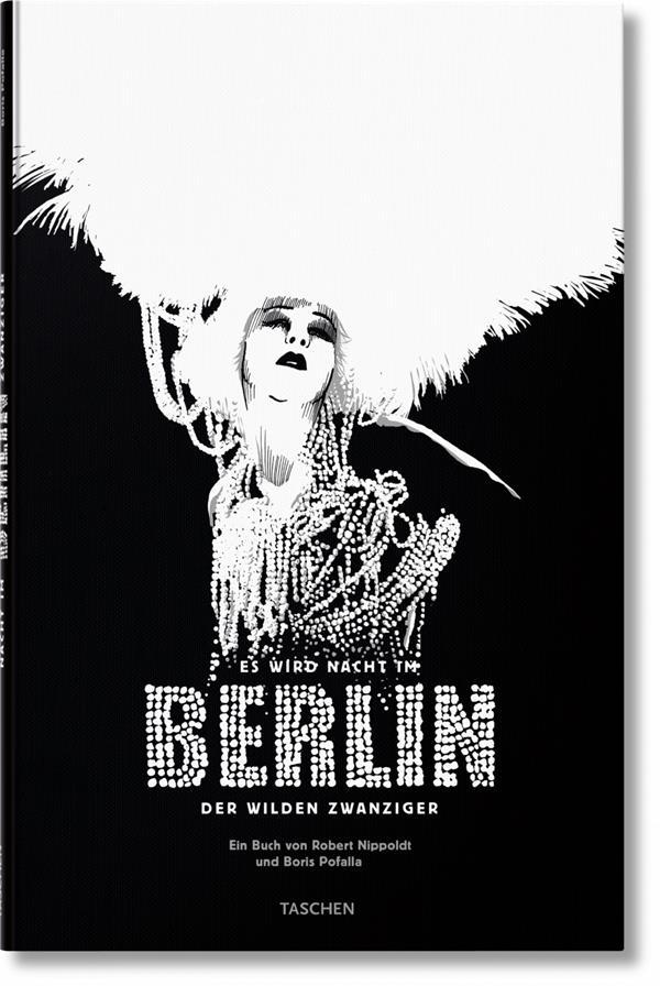 QUAND LA NUIT TOMBE SUR LE BERLIN DES ANNEES FOLLES - VA