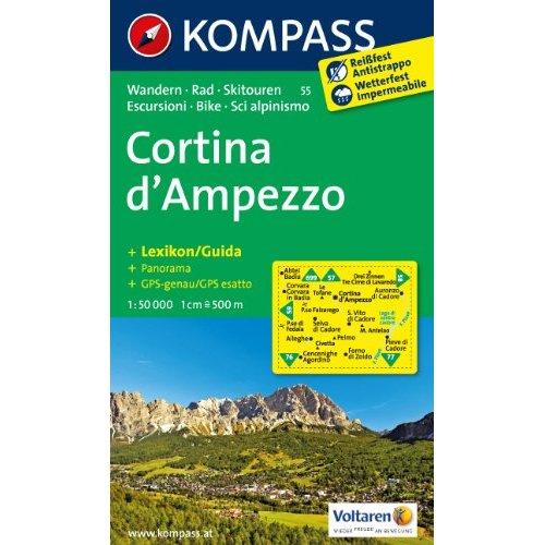 55 CORTINA D'AMPEZZO