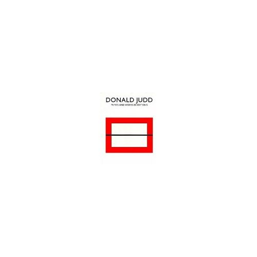 DONALD JUDD PRINTS AND WORKS IN EDITIONS /ANGLAIS/ALLEMAND