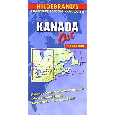 KANADA - OST. CANADA - THE EAST