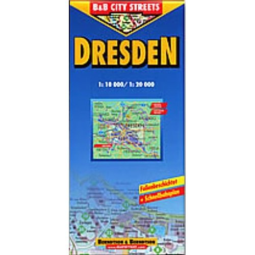 DRESDE - 1/10.000-1/20.000