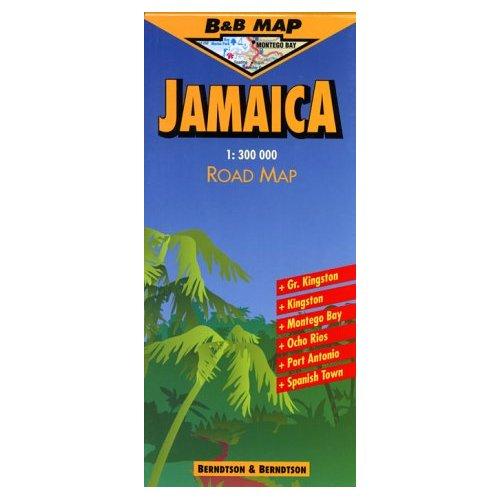 JAMAICA - 1/300.000