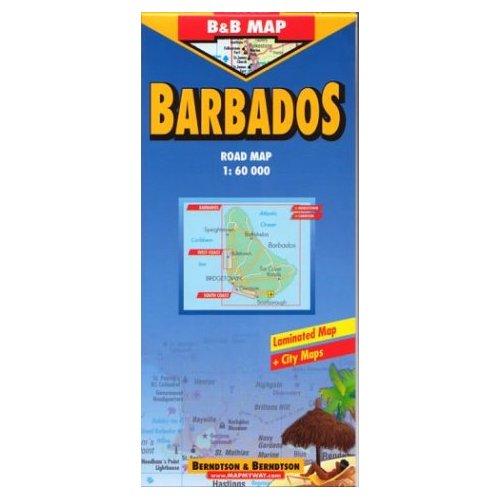 LES BARBADES - 1/60.000
