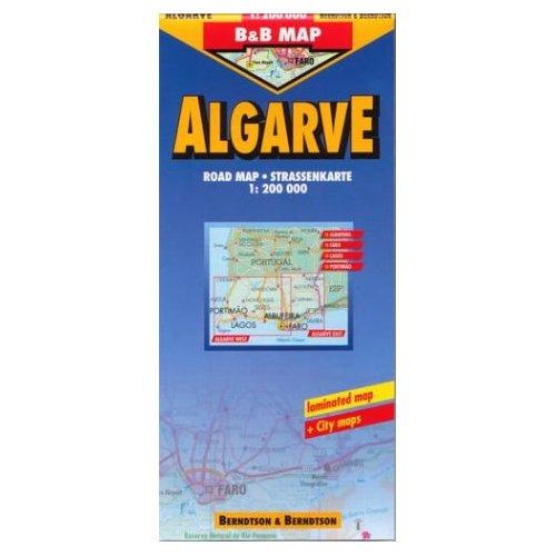 ALGARVE - 1/200.000