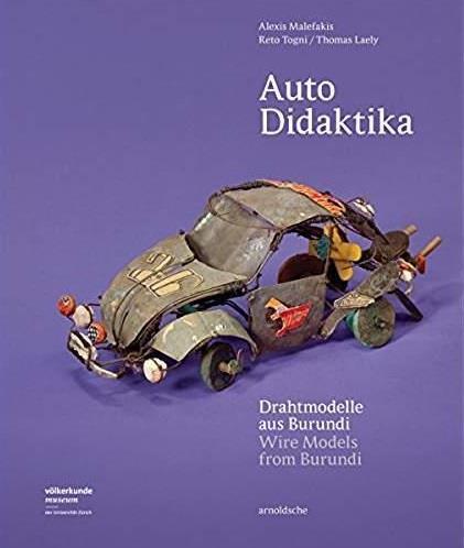 AUTO DIDAKTIKA - WIRE MODELS FROM BURUNDI /ANGLAIS/ALLEMAND