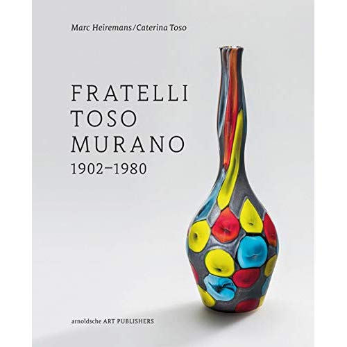 FRATELLI TOSO MURANO 1902-1980 /ANGLAIS