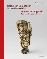 NETSUKE IN COMPARISON /ANGLAIS/ALLEMAND