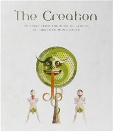 CHRISTIAN MONTENEGRO THE CREATION /ANGLAIS
