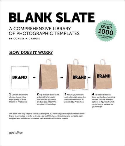BLANK SLATE /ANGLAIS
