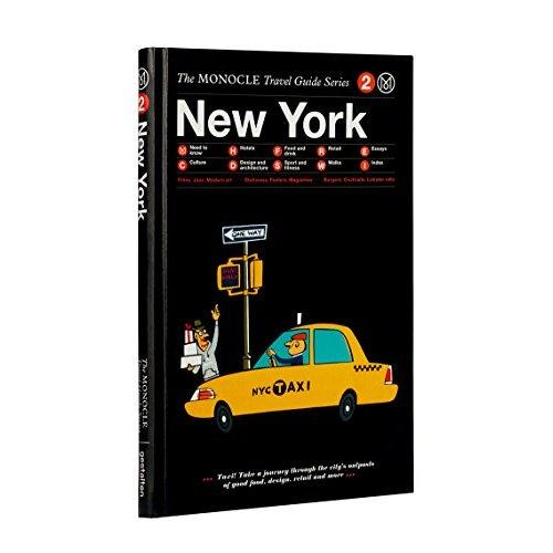 MONOCLE TRAVEL GUIDE NEW YORK /ANGLAIS