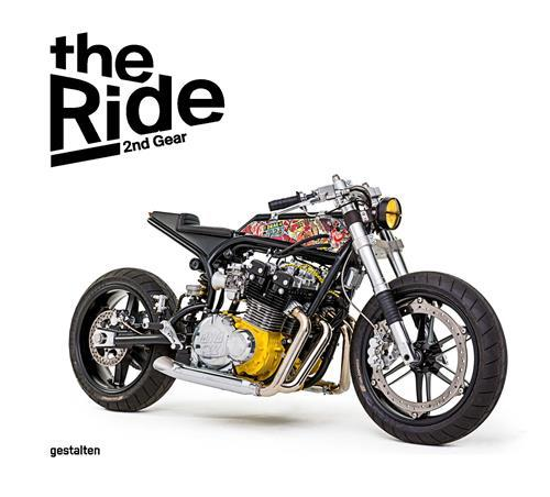 THE RIDE 2ND GEAR REBEL /ANGLAIS