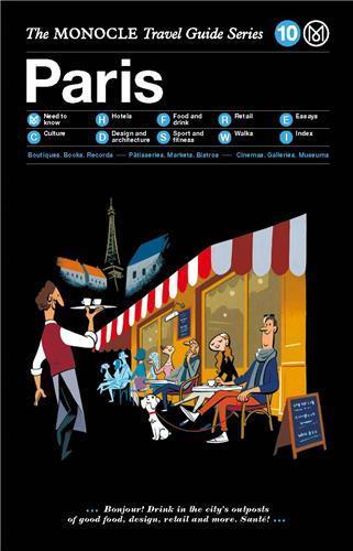 MONOCLE TRAVEL GUIDE PARIS /ANGLAIS