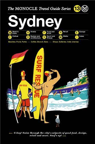 MONOCLE TRAVEL GUIDE SYDNEY /ANGLAIS