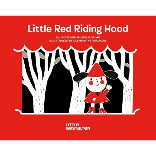 LITTLE RED RIDING HOOD /ANGLAIS