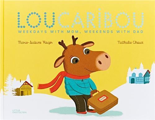 LOU CARIBOU /ANGLAIS