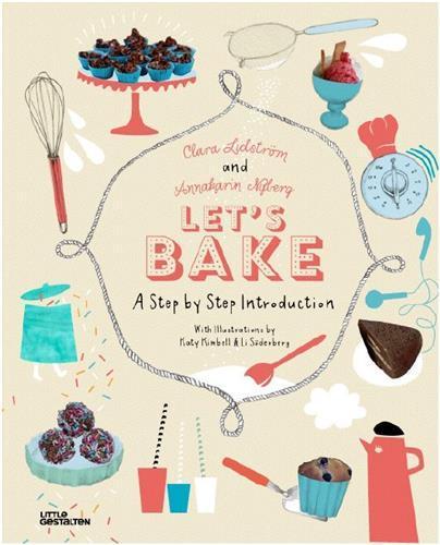 LET'S BAKE /ANGLAIS