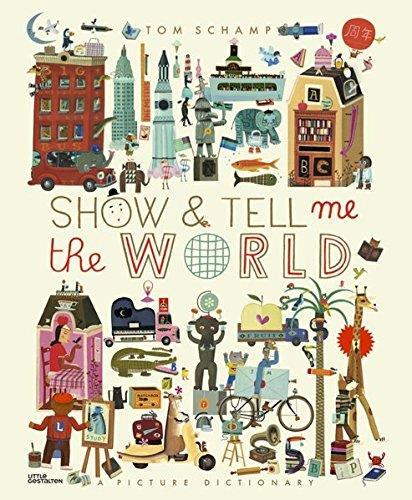 SHOW & TELL ME THE WORLD /ANGLAIS