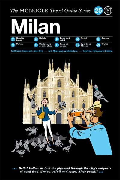 MONOCLE TRAVEL GUIDE MILAN /ANGLAIS