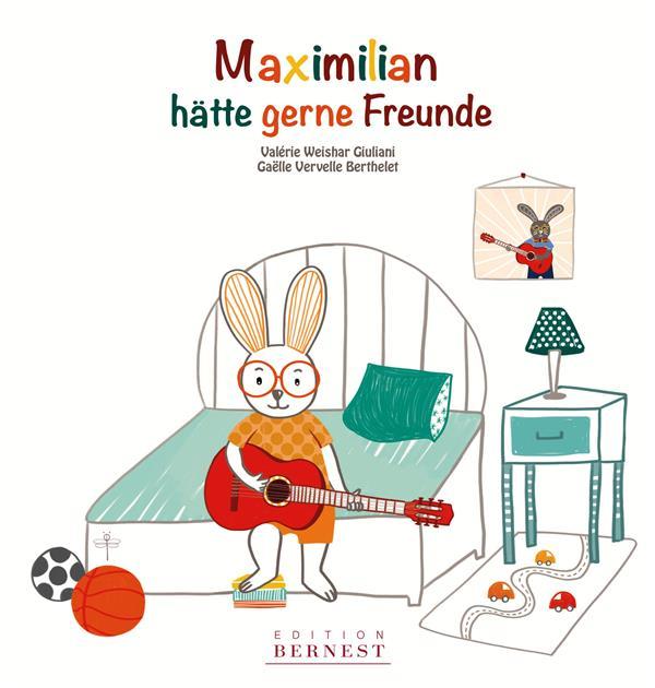 MAXIMILIAN HATTE GERNE FREUNDE