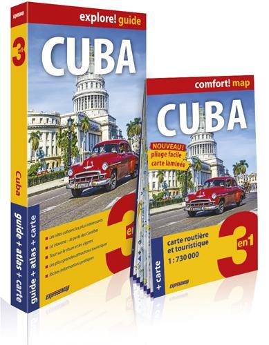 CUBA (EXPLORE! GUIDE 3EN1)