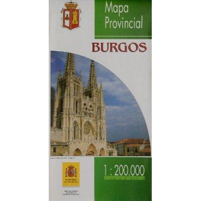 *BURGOS 1/200 000 (SJ)