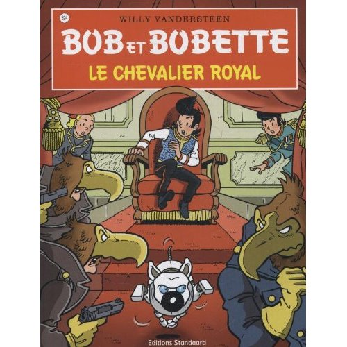 BB 324 LE CHEVALIER ROYAL