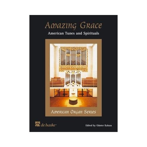 AMAZING GRACE ORGUE