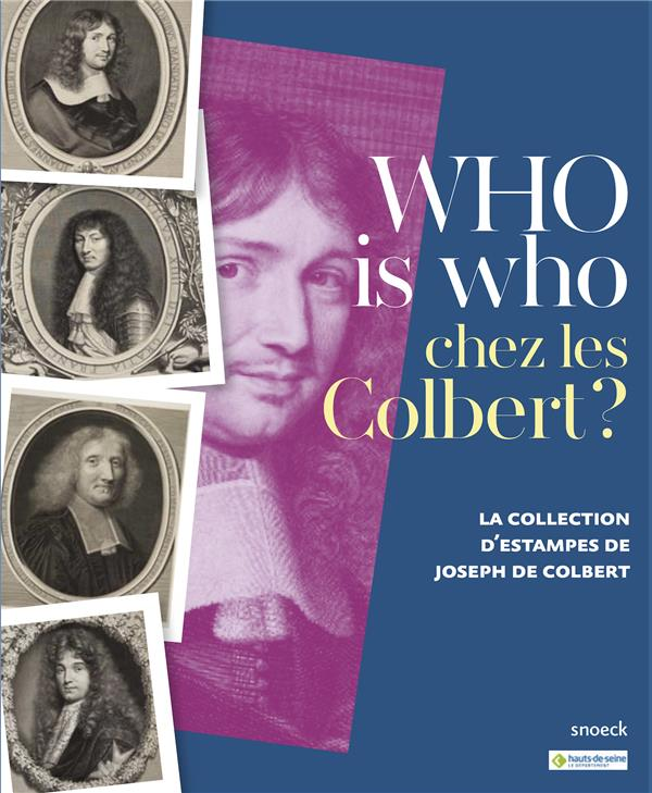 WHO IS WHO CHEZ LES COLBERT ?
